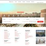 Создание сайта недвижимости